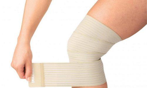 Для терапии варикоза необходимы меры, направленные на активизацию роста элементов соединительной ткани. Назначается ношение эластичного бинта