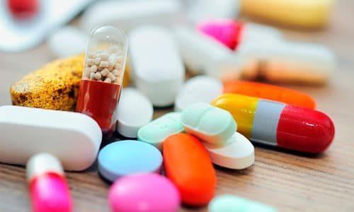 При использовании таблеток в больших количествах могут усиливаться дозозависимые побочные эффекты