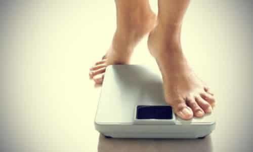 Лишний вес – одна из основных причин возникновения варикоза