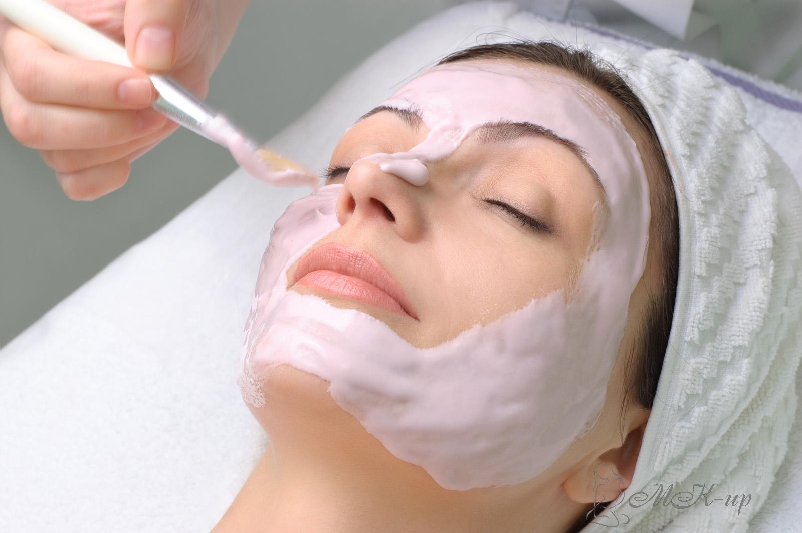 Косметические маски для лица для сухой кожи