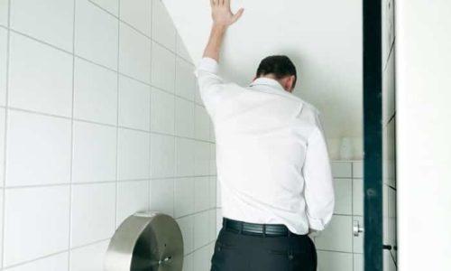При венозном расширении вен яичка 1 степени у мужчины наблюдается частое мочеиспускание